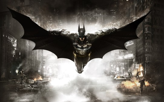 The Dark Knight gets darker for consoles