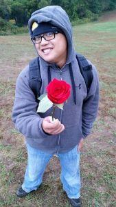 Me & A Rose