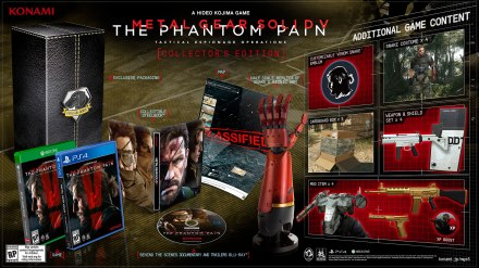 MGSV Special Editions