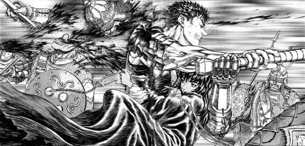 Berserk-Guts-Manga