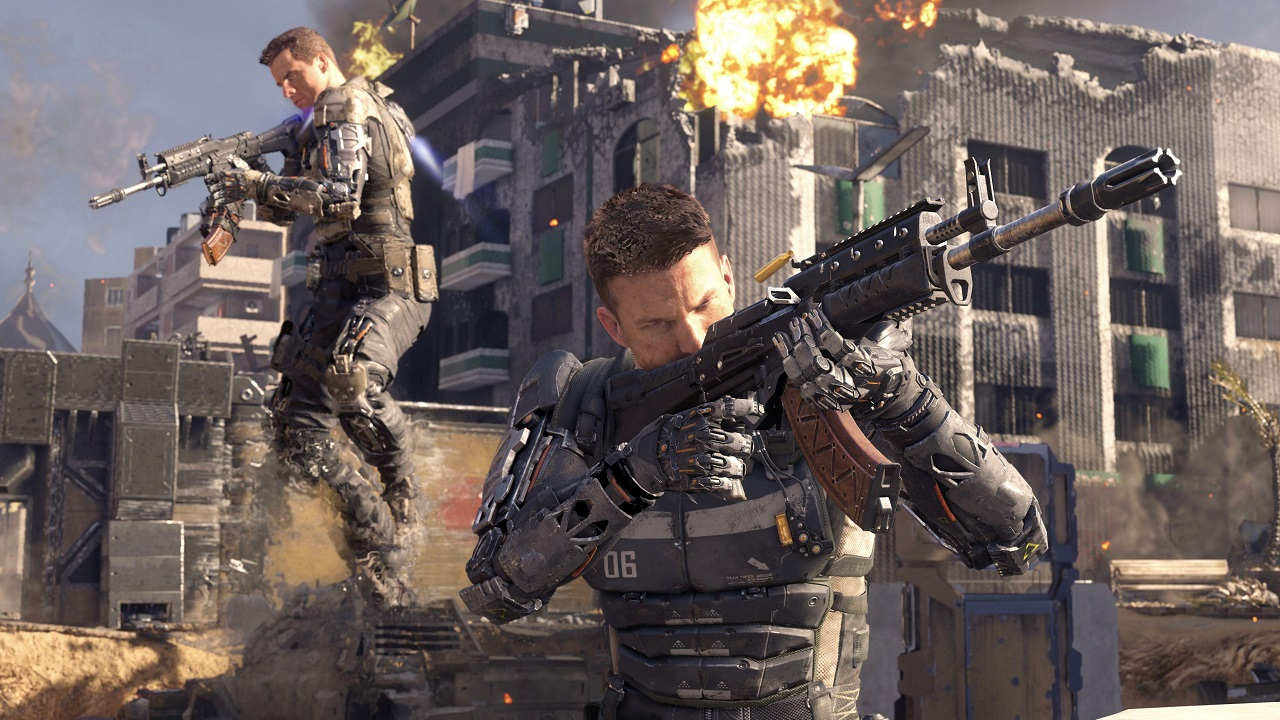 how to play black ops 3 multiplayer