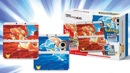 Pokemon 3DS Bundles