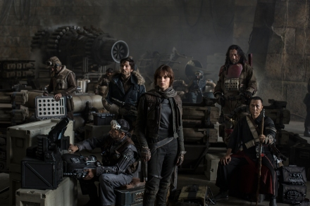Rogue One Crew