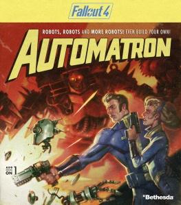 Automatron Poster