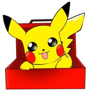 TLBX Pikachu