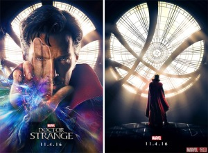 Doctor-Strange-posters