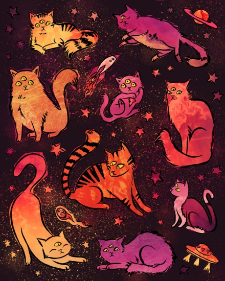 astro-cats