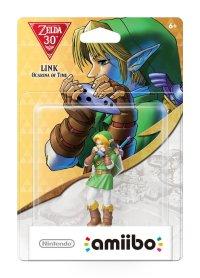 Link Ocarina of Time Amiibo