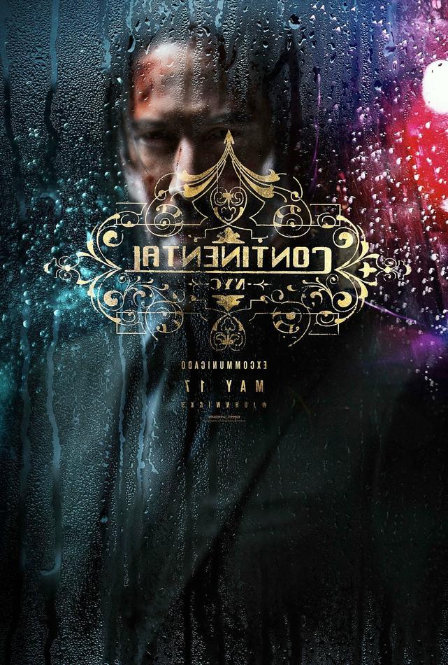 john wick chapter 3 parabellum teaser poster