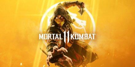 Mortal Kombat Cover ARt