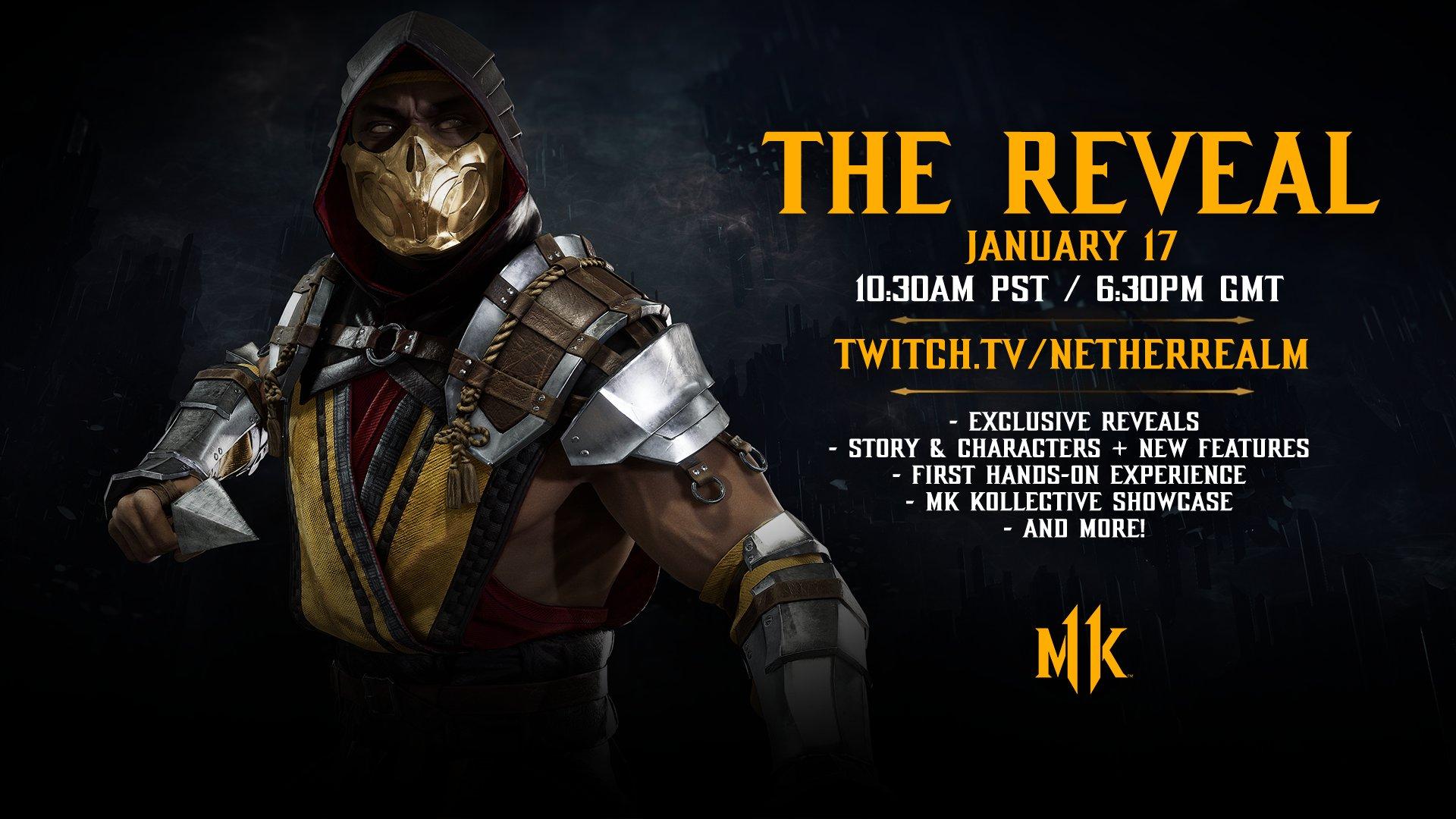 mk11 reveal