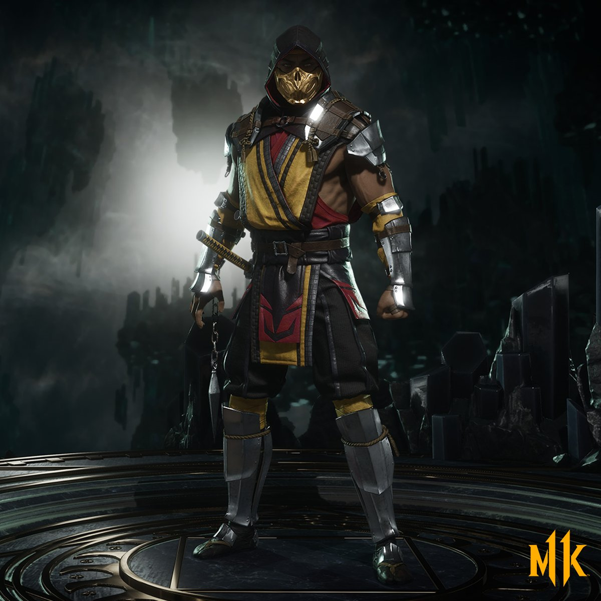 new scorpion mk11